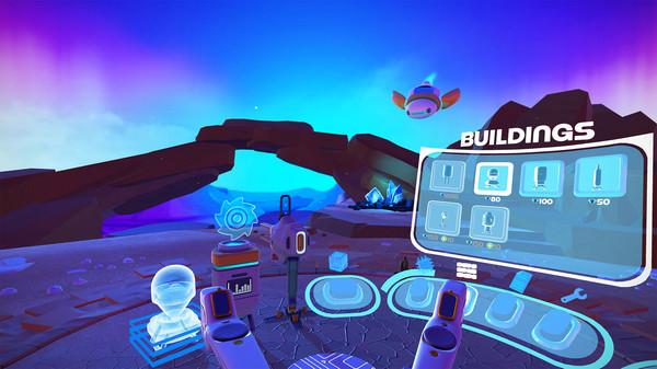 Screenshot of Cosmic Trip