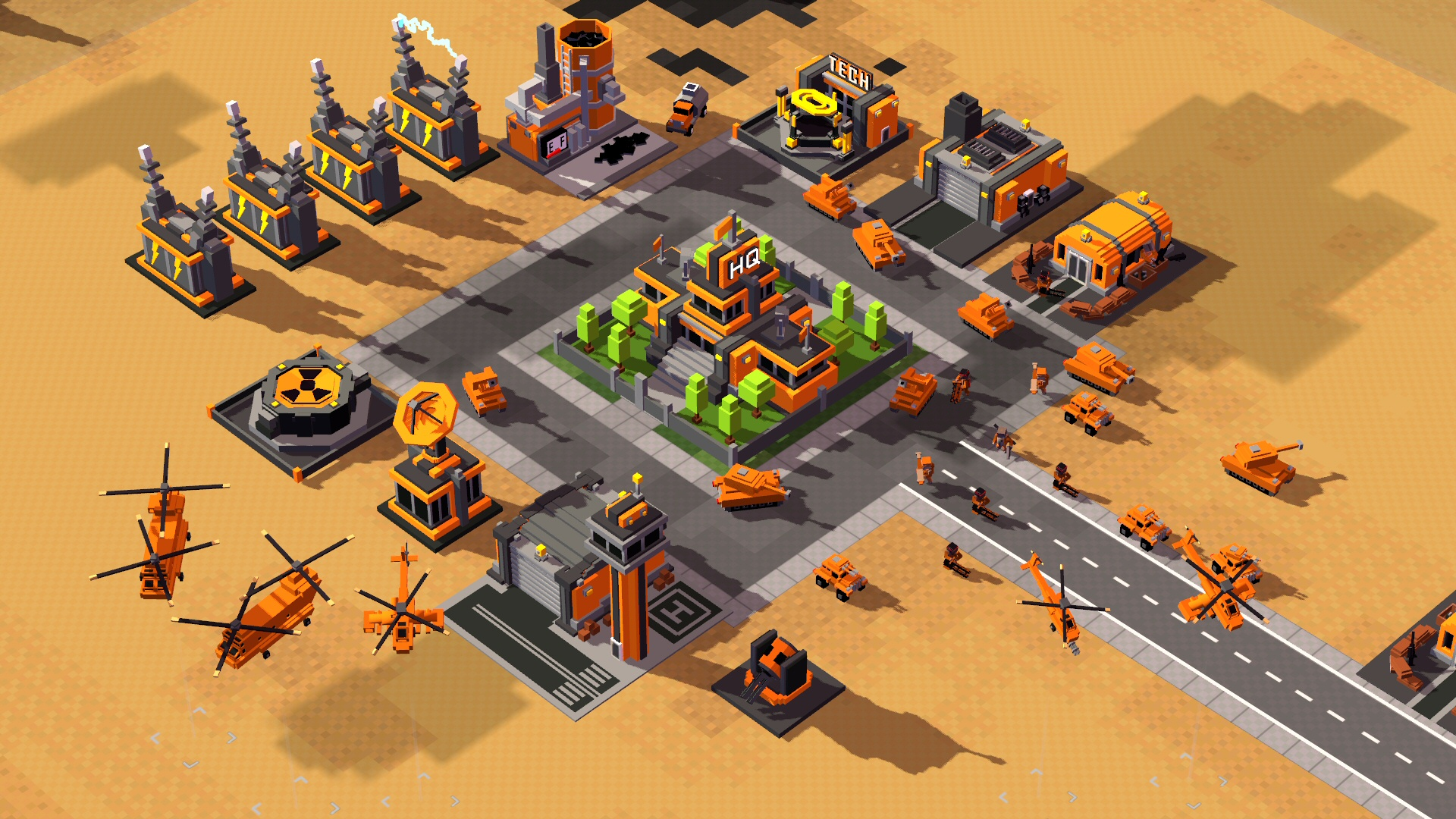 8-Bit Armies screenshot 2