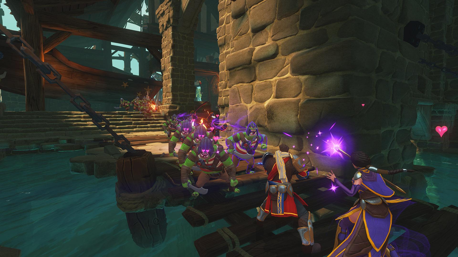Orcs Must Die! Unchained screenshot