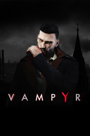 Vampyr poster image on Steam Backlog