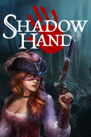 Shadowhand: RPG Card Game poster image on Steam Backlog
