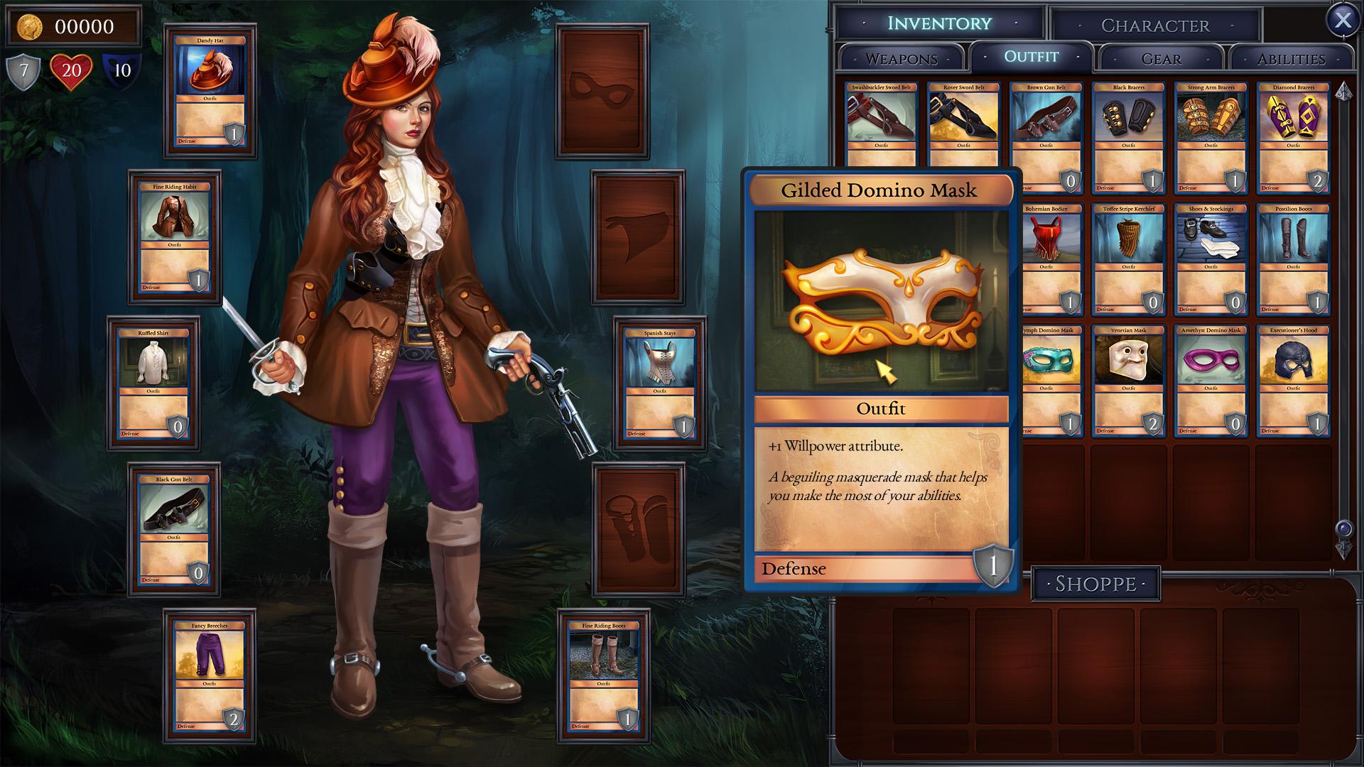 Shadowhand screenshot 3