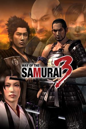 Way of the Samurai 3 poster image on Steam Backlog