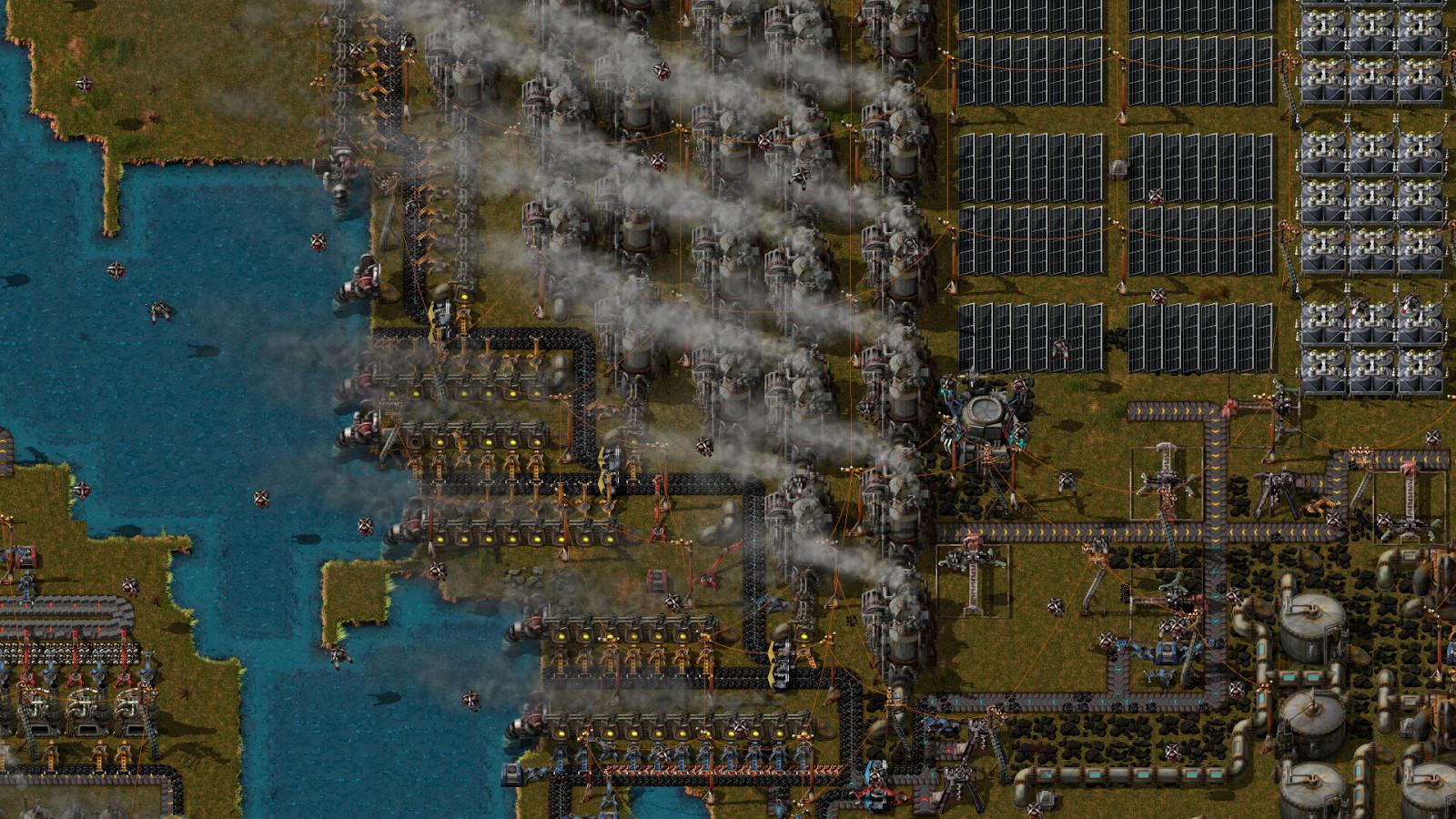 Factorio screenshot 2