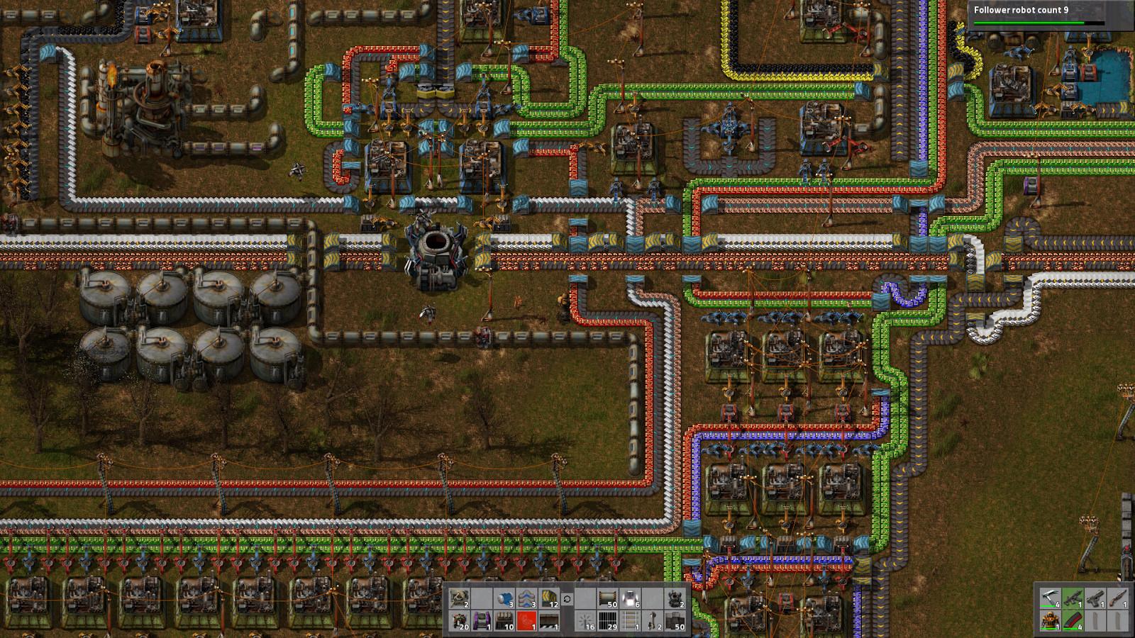 Factorio screenshot 1