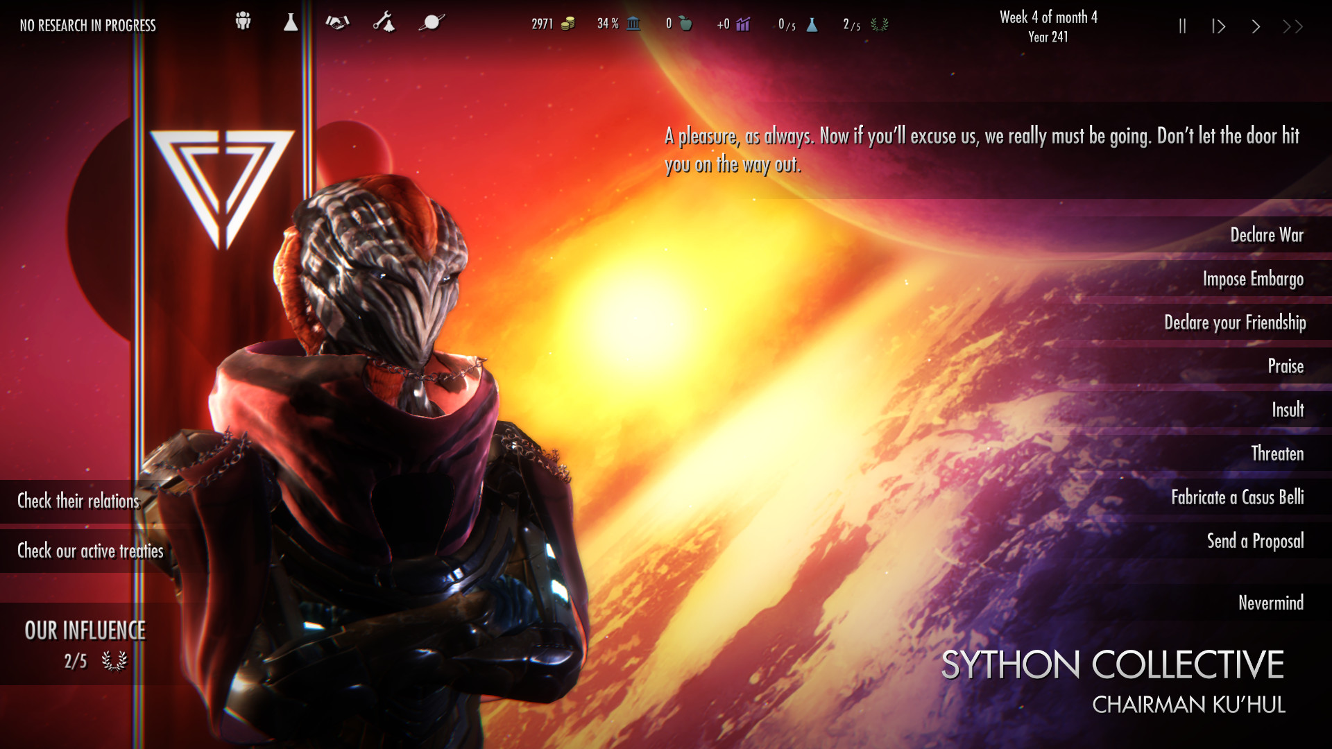 Dawn of Andromeda Screenshot 3
