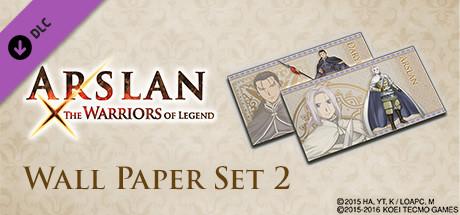 ARSLAN - Wall Paper Set 2