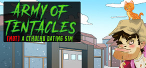 Army of Tentacles: (Not) A Cthulhu Dating Sim cover art
