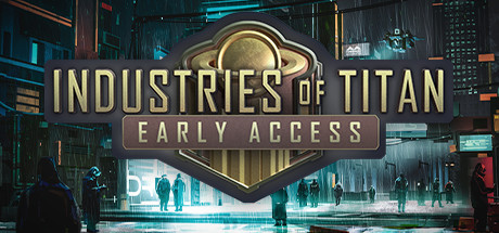 Industries of Titan Free Download v0.1.14