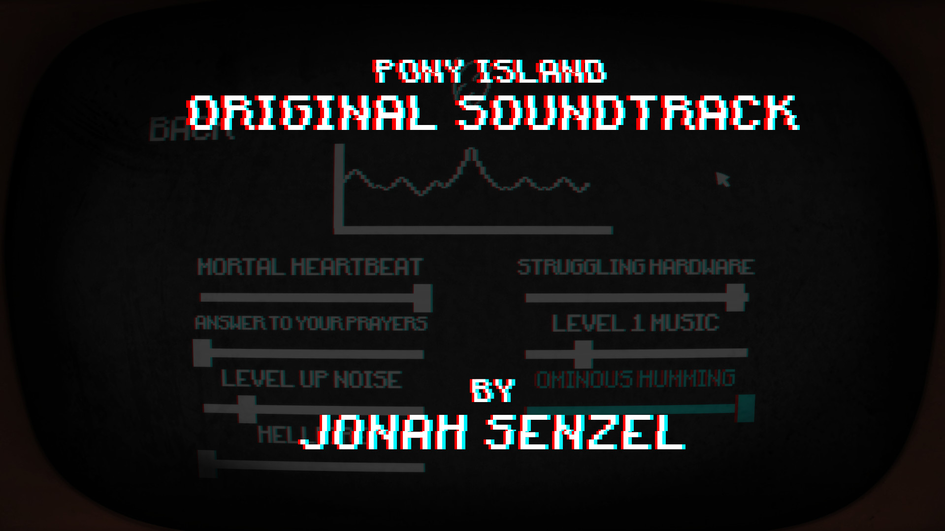 Have you played Pony Island, UNDERTALE, Hotline Miami
