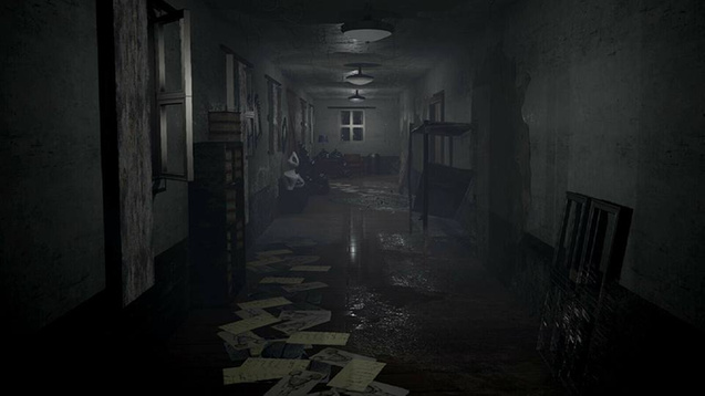 Room 404 Screenshot 1