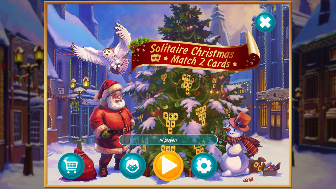 save 90 on solitaire christmas match 2 cards on steam - Solitaire Christmas