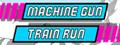 Machine Gun Train Run-game