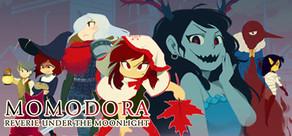 Momodora: Reverie Under the Moonlight cover art