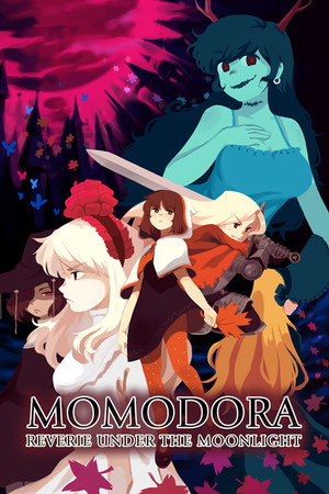 Momodora: Reverie Under The Moonlight poster image on Steam Backlog