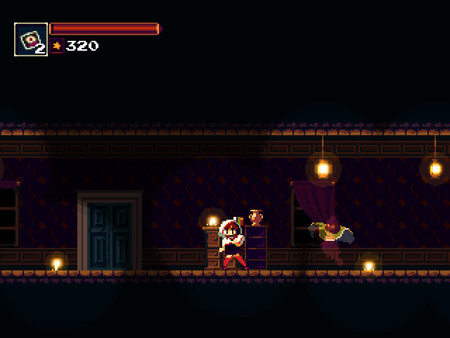 Momodora: Reverie Under The Moonlight Screenshot