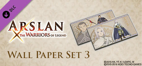 ARSLAN - Wall Paper Set 3