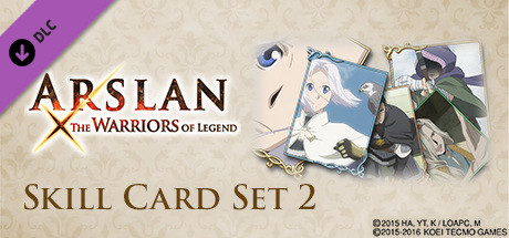 ARSLAN - Skill Card Set 2