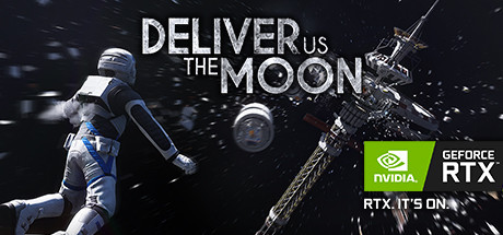 Deliver Us The Moon Capa