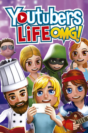 Youtubers Life poster image on Steam Backlog