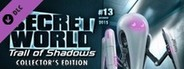 The Secret World: Issue 13 - Trail of Shadows - Collector's Edition