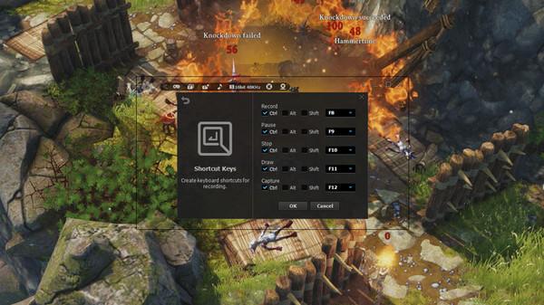 Скриншот из liteCam Game 5.0