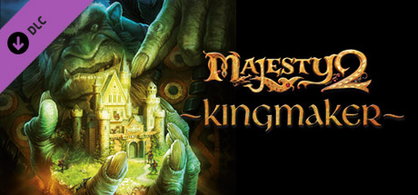 Купить Majesty 2: Kingmaker (DLC)