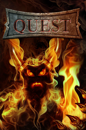The Quest poster image on Steam Backlog