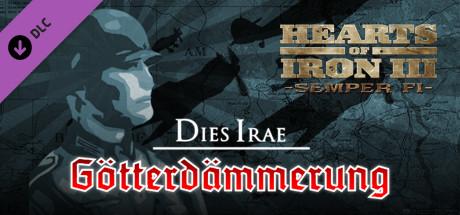 Купить Hearts of Iron III Semper Fi: Dies Irae Götterdämmerung (DLC)