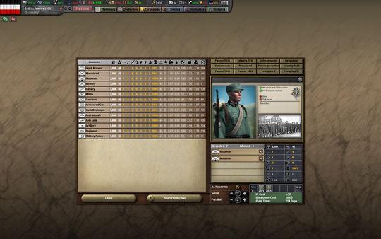 Hearts of Iron III Semper Fi: Dies Irae Götterdämmerung (DLC)