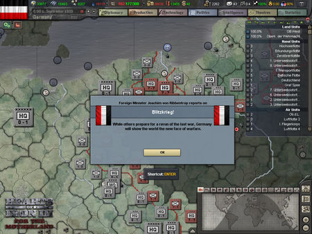Hearts of Iron III: For the Motherland (DLC)