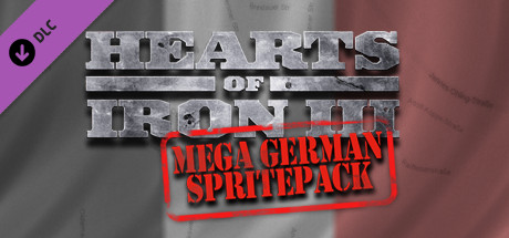 Купить Hearts of Iron III: Mega German Spritepack (DLC)