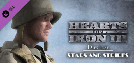 Купить Hearts of Iron III: Dies Irae Stars & Stripes Spritepack (DLC)