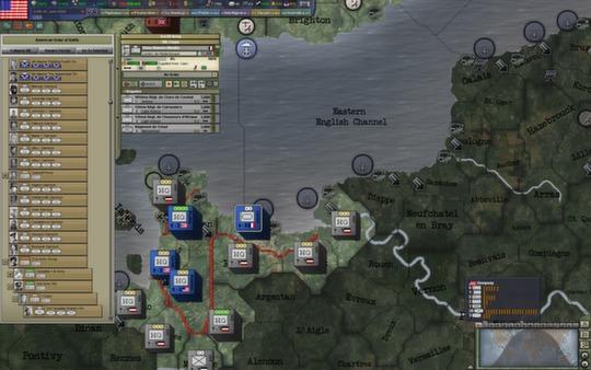 Hearts of Iron III: Dies Irae Stars & Stripes Spritepack (DLC)