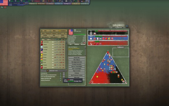 Hearts of Iron III: Dies Irae Stars & Stripes Spritepack (DLC)