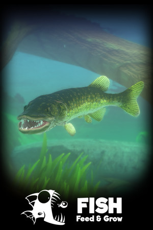 Feed and Grow: Fish poster image on Steam Backlog