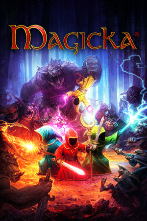 Magicka poster image on Steam Backlog