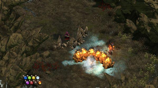 скриншот Magicka 4
