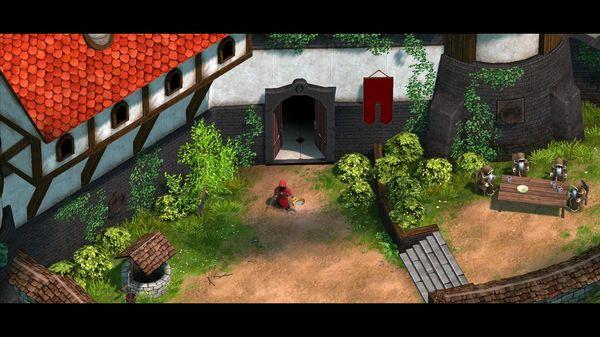 скриншот Magicka 6