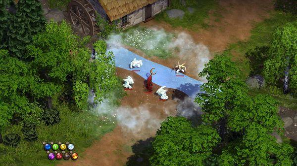 скриншот Magicka 7
