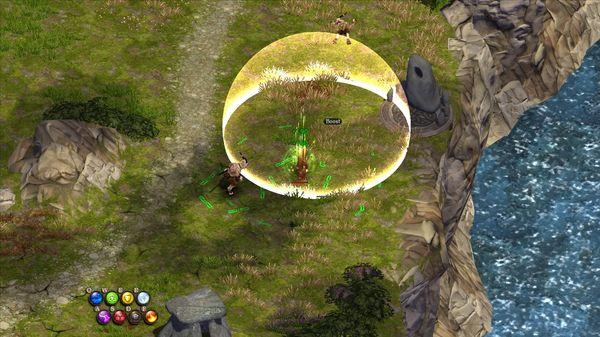 скриншот Magicka 8