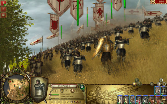 скриншот The Kings' Crusade 4