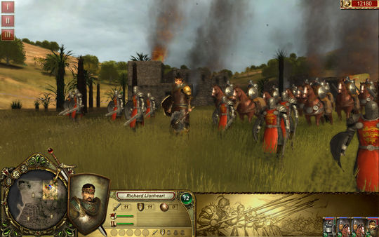 скриншот The Kings' Crusade 2