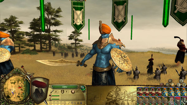скриншот The Kings' Crusade: Arabian Nights 2
