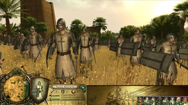 The Kings' Crusade: Teutonic Knights (DLC)