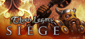 Elven Legacy: Siege cover art