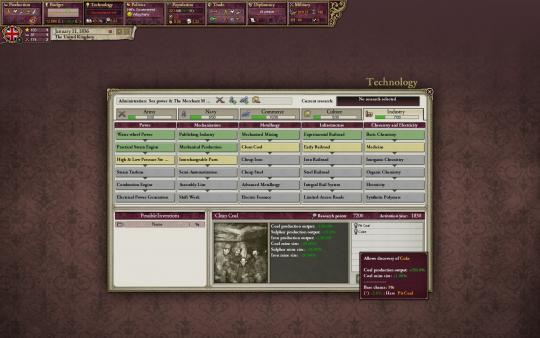скриншот Victoria II 5