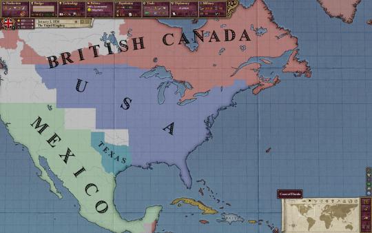 скриншот Victoria II 2