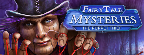 Fairy Tale Mysteries: The Puppet Thief
