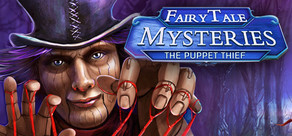 Fairy Tale Mysteries: The Puppet Thief cover art